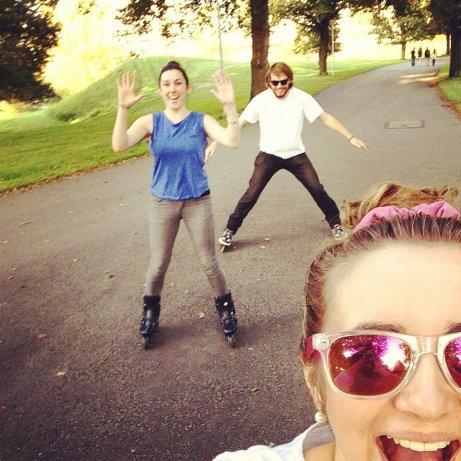 Us skating